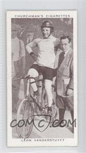 1939 Churchman's Cigarettes Kings of Speed Tobacco [Base] #35 - [Missing]