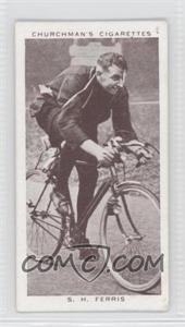 1939 Churchman's Kings of Speed Tobacco [Base] #33 - S.H. Ferris