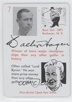 Walter Hagen
