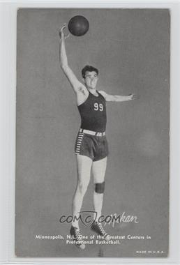 1948 Exhibit Champions - [Base] #GEMI - George Mikan [GoodtoVG‑EX]