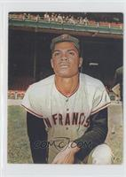 Felipe Alou (Giants) [Good to VG‑EX]