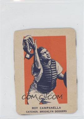 1952 Wheaties Champions - [Base] #ROCA.2 - Roy Campanella [GoodtoVG‑EX]