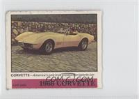 1968 Corvette [Good to VG‑EX]