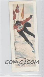 1976 Sugar Daddy Sports World Series 1 - [Base] #20 - Slalom Ski