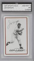 Joe Morgan [ENCASED]