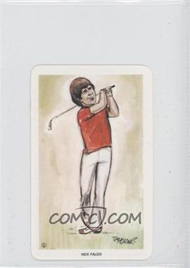 1979 Venorlandus World of Sport Our Heroes Flik-Cards #21 - Nick Faldo