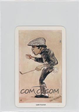 1979 Venorlandus World of Sport Our Heroes Flik-Cards #24 - Gary Player