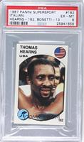 Thomas Hearns, Ivano Bonetti [PSA 6]