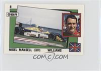 Nigel Mansell, Franco Tancredi