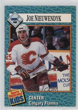 1989-91 Sports Illustrated for Kids - [Base] #15 - Joe Nieuwendyk