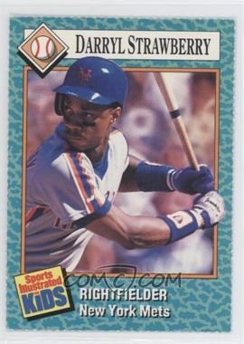 1989-91 Sports Illustrated for Kids - [Base] #20 - Darryl Strawberry