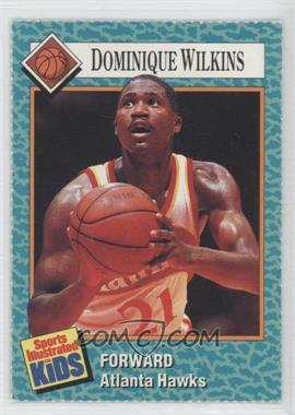1989-91 Sports Illustrated for Kids - [Base] #23 - Dominique Wilkins