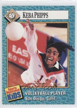 1989-91 Sports Illustrated for Kids - [Base] #28 - Keba Phipps