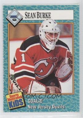 1989-91 Sports Illustrated for Kids - [Base] #30 - Sean Burke
