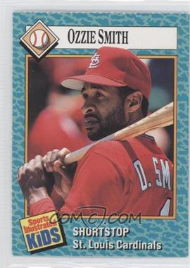 1989-91 Sports Illustrated for Kids - [Base] #43 - Ozzie Smith