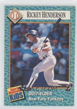1989-91 Sports Illustrated for Kids - [Base] #46 - Rickey Henderson