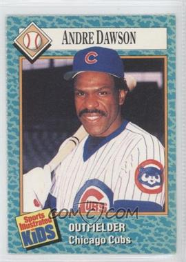 1989-91 Sports Illustrated for Kids - [Base] #52 - Andre Dawson
