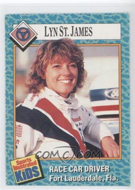 1989-91 Sports Illustrated for Kids - [Base] #54 - Lyn St. James