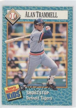 1989-91 Sports Illustrated for Kids - [Base] #56 - Alan Trammell