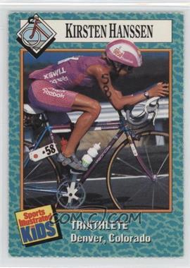 1989-91 Sports Illustrated for Kids - [Base] #57 - Kirtsen Hanssen