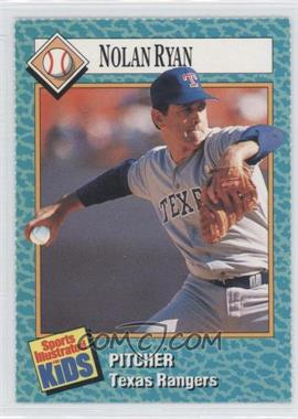 1989-91 Sports Illustrated for Kids - [Base] #81 - Nolan Ryan
