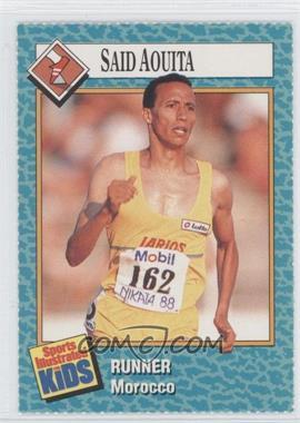 1989-91 Sports Illustrated for Kids - [Base] #87 - Said Aouita