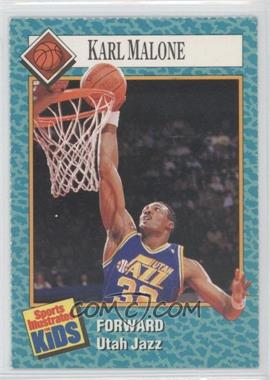 1989-91 Sports Illustrated for Kids - [Base] #89 - Karl Malone