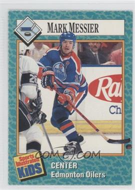 1989-91 Sports Illustrated for Kids #100 - Mark Messier