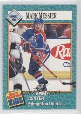 1989-91 Sports Illustrated for Kids #100 - Mark Messier