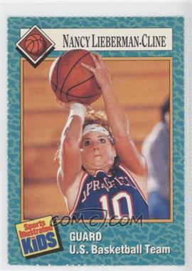 1989-91 Sports Illustrated for Kids #101 - Nancy Lieberman-Cline
