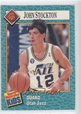 1989-91 Sports Illustrated for Kids #104 - John Stockton