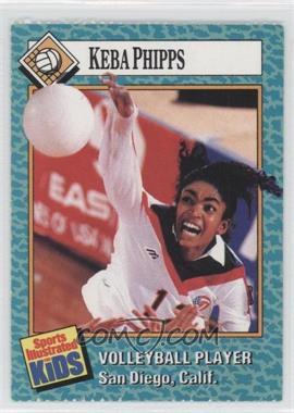 1989-91 Sports Illustrated for Kids #28 - Kenny Phillips, Keba Phipps