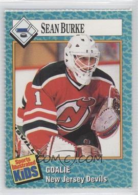 1989-91 Sports Illustrated for Kids #30 - Sean Burke