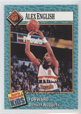 1989-91 Sports Illustrated for Kids #34 - Alex English