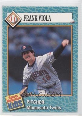 1989-91 Sports Illustrated for Kids #35 - Frank Viola