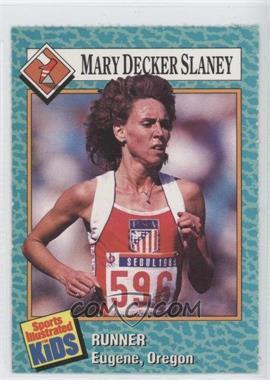1989-91 Sports Illustrated for Kids #36 - Mark Dennis, Mary Decker-Slaney
