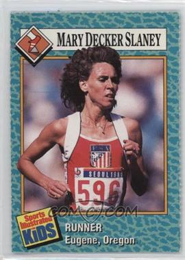 1989-91 Sports Illustrated for Kids #36 - Mary Decker-Slaney