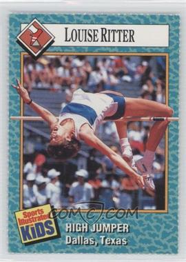 1989-91 Sports Illustrated for Kids #38 - Louise Ritter