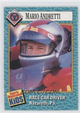 1989-91 Sports Illustrated for Kids #41 - Mario Andretti