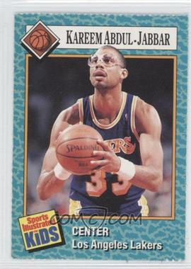 1989-91 Sports Illustrated for Kids #42 - Kareem Abdul-Jabbar