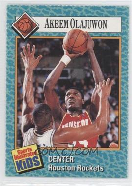 1989-91 Sports Illustrated for Kids #44 - Hakeem Olajuwon