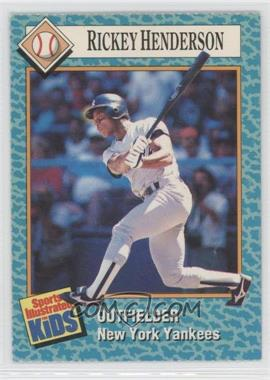 1989-91 Sports Illustrated for Kids #46 - Rickey Henderson