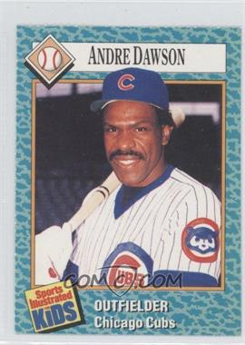 1989-91 Sports Illustrated for Kids #52 - Andre Dawson
