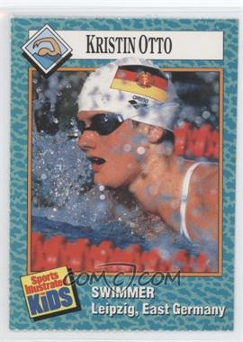1989-91 Sports Illustrated for Kids #55 - Kristin Otto