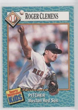 1989-91 Sports Illustrated for Kids #60 - Roger Clemens
