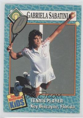 1989-91 Sports Illustrated for Kids #62 - Gabriela Sabatini