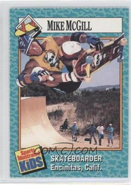 1989-91 Sports Illustrated for Kids #67 - Mike McGill