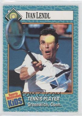 1989-91 Sports Illustrated for Kids #68 - Ivan Lendl