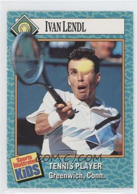 1989-91 Sports Illustrated for Kids #68 - Ivan Lendl