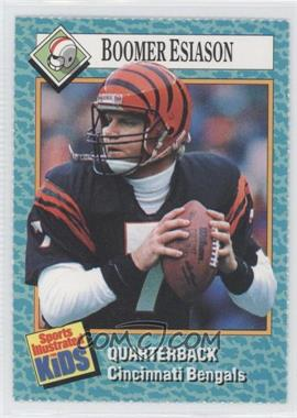 1989-91 Sports Illustrated for Kids #76 - Boomer Esiason